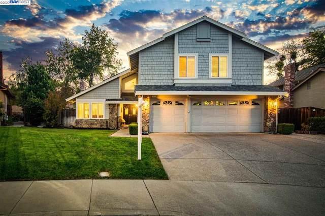 1151 Mataro Ct, Pleasanton, CA 94566 (#40920940) :: Realty World Property Network