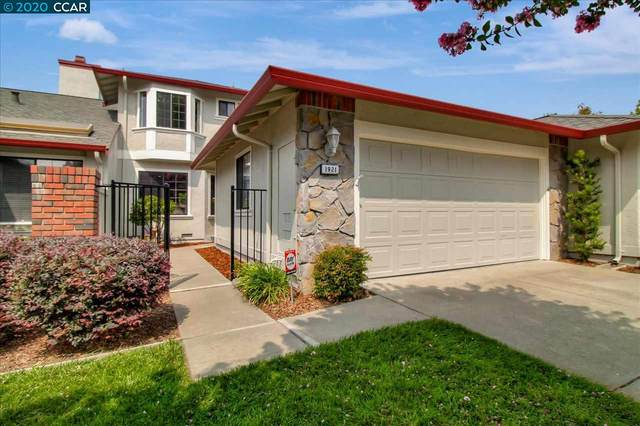 1921 Augustus Ct, Walnut Creek, CA 94598 (#40920942) :: Blue Line Property Group