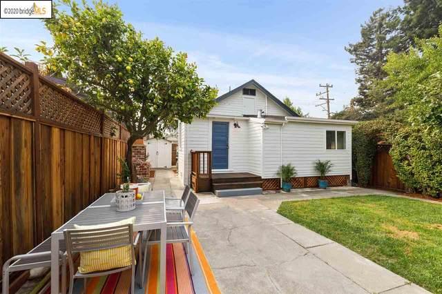 1301 Blake St, Berkeley, CA 94702 (#40920944) :: Blue Line Property Group