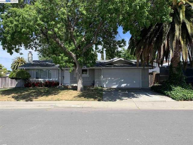 1310 Calais Ave, Livermore, CA 94550 (#40920955) :: Realty World Property Network