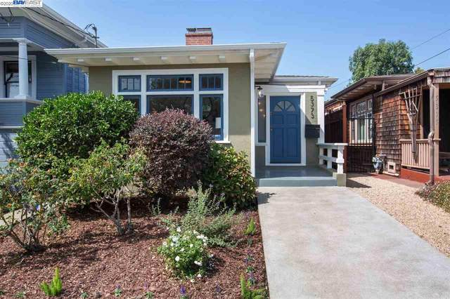 5373 Shafter Ave, Oakland, CA 94618 (#40920960) :: Real Estate Experts