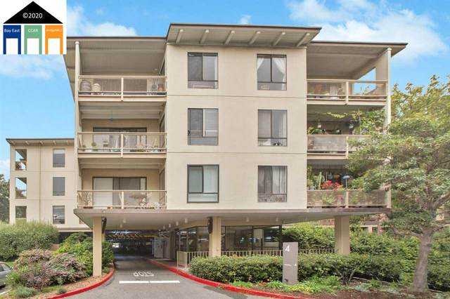 4 Admiral B323, Emeryville, CA 94608 (#40920977) :: Blue Line Property Group