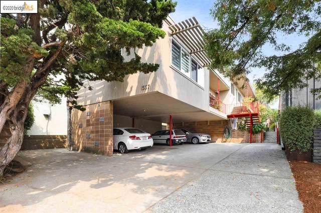 1337 Henry St E, Berkeley, CA 94709 (#40920985) :: Realty World Property Network