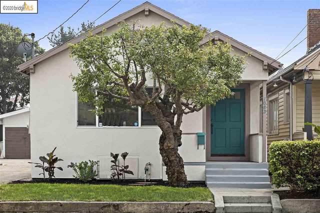1083 Alcatraz Ave, Oakland, CA 94608 (#40920986) :: Realty World Property Network