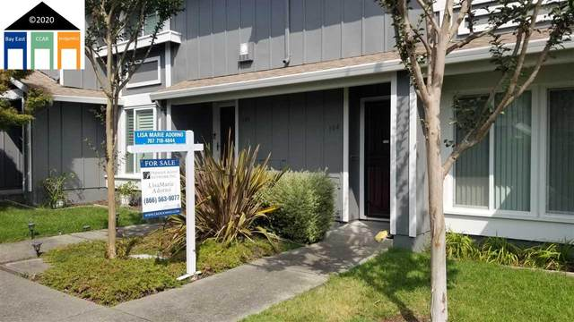 104 Park Lane, Richmond, CA 94803 (#40920989) :: Blue Line Property Group