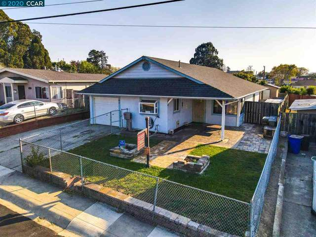 62 Denise Dr, San Pablo, CA 94806 (#40920993) :: Realty World Property Network