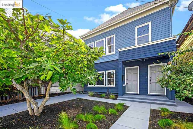 733 59Th St, Oakland, CA 94609 (#40921005) :: Blue Line Property Group