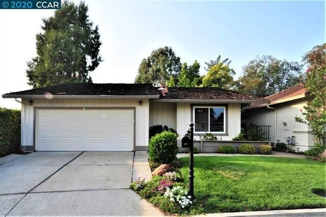 610 Los Robles Ct, Danville, CA 94526 (#40921021) :: Blue Line Property Group