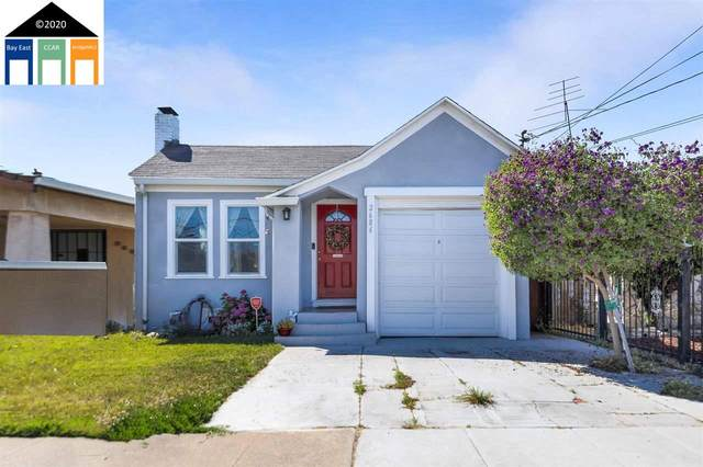 2686 68Th Ave, Oakland, CA 94605 (#40921040) :: Realty World Property Network