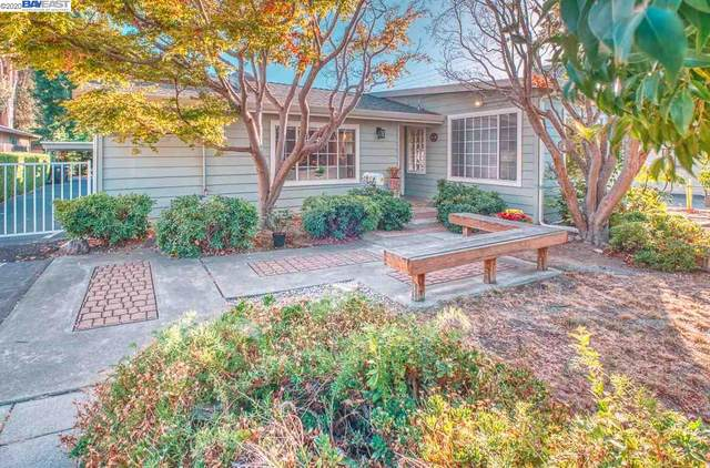 4593 James Ave, Castro Valley, CA 94546 (#40921045) :: Realty World Property Network