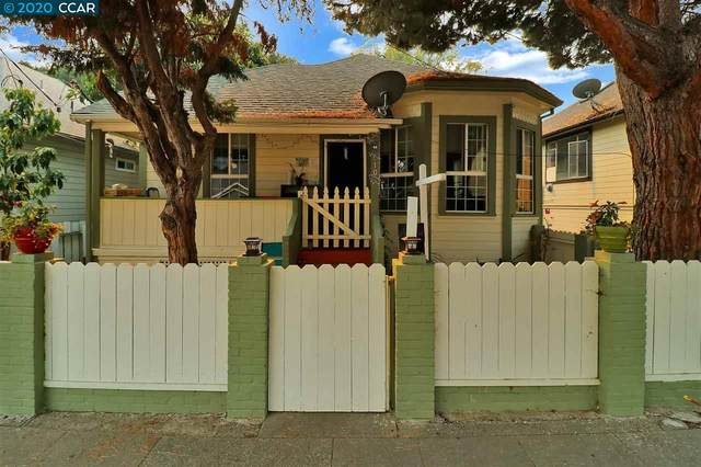410 Cypress Ave, San Mateo, CA 94401 (#40921081) :: Blue Line Property Group