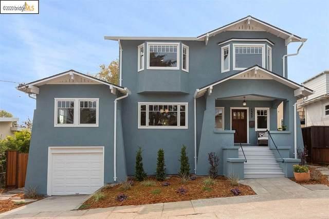 1359 Hampel, Oakland, CA 94602 (#40921089) :: Blue Line Property Group