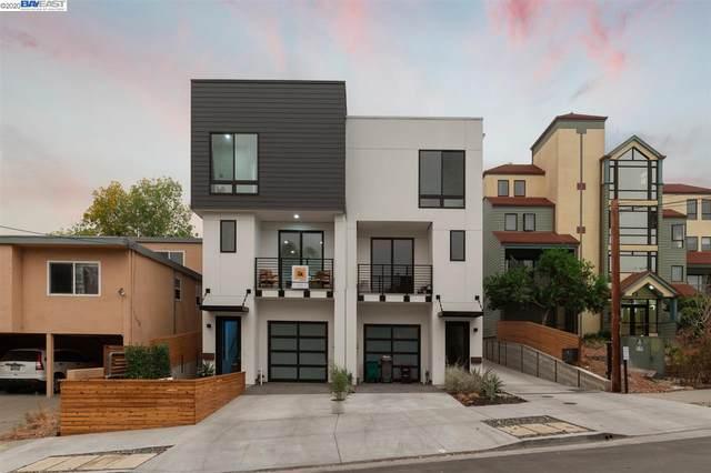 471 C Jean Street, Oakland, CA 94610 (#40921100) :: Blue Line Property Group
