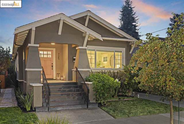 725 65Th St, Oakland, CA 94609 (#40921106) :: Blue Line Property Group