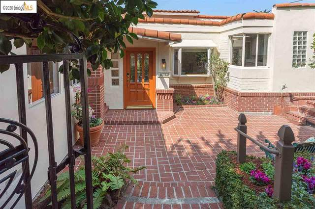 6547 Castle Drive, Oakland, CA 94611 (#40921111) :: Realty World Property Network
