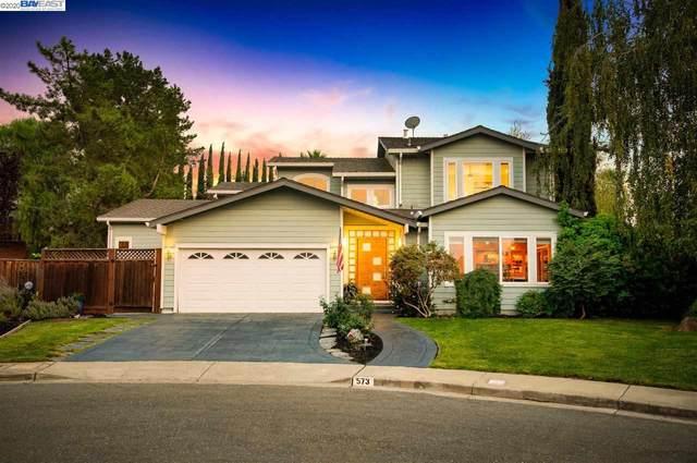 573 Malbec Ct, Pleasanton, CA 94566 (#40921140) :: Armario Venema Homes Real Estate Team