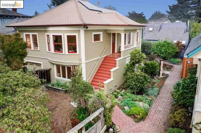 2341 Roosevelt Avenue, Berkeley, CA 94703 (#40921146) :: Realty World Property Network