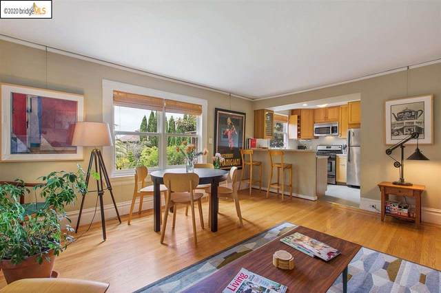2804 Hillegass Ave #2, Berkeley, CA 94705 (#40921149) :: Blue Line Property Group