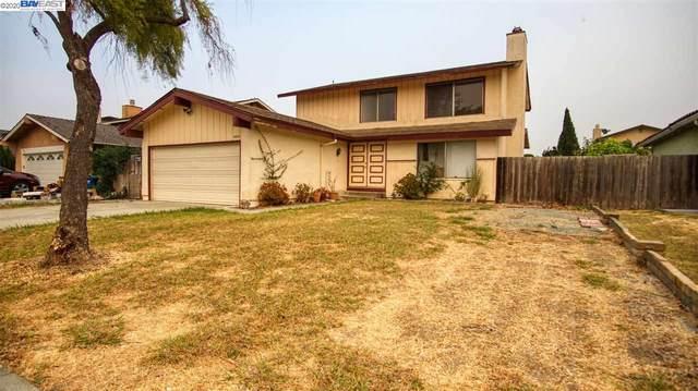 4574 Ellen Way, Union City, CA 94587 (#40921162) :: Blue Line Property Group