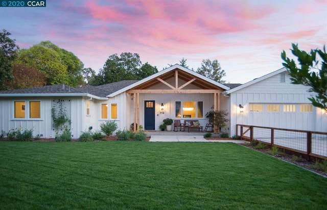 112 Glen Ct, Walnut Creek, CA 94595 (#40921199) :: Real Estate Experts