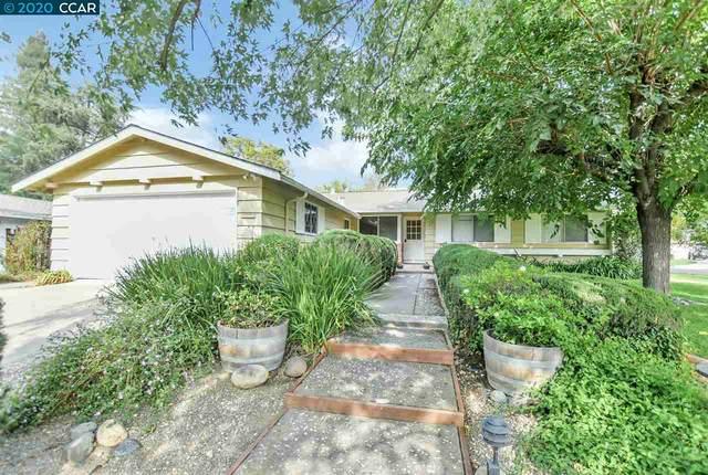 306 Dogwood Drive, Walnut Creek, CA 94598 (#40921204) :: Blue Line Property Group