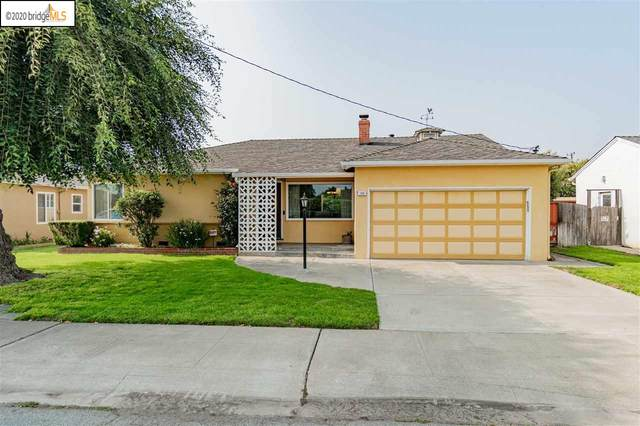 139 Florence St, Hayward, CA 94541 (#40921207) :: Blue Line Property Group