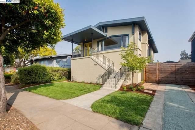 1426 Mound St, Alameda, CA 94501 (#40921216) :: Realty World Property Network