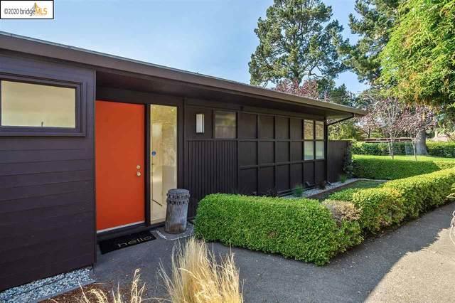 9 Greenwood Common, Berkeley, CA 94708 (#40921218) :: Blue Line Property Group