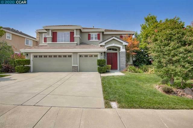 435 Antelope Ridge Way, Danville, CA 94506 (#40921237) :: Blue Line Property Group