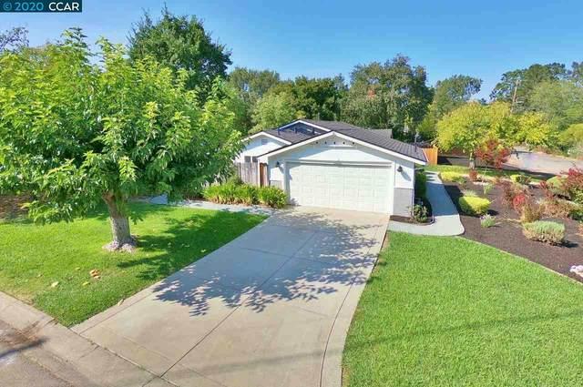 263 Oakvue Rd, Pleasant Hill, CA 94523 (#40921249) :: Blue Line Property Group