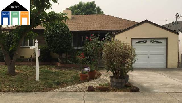 15839 Via Del Prado, San Lorenzo, CA 94580 (#40921298) :: Real Estate Experts