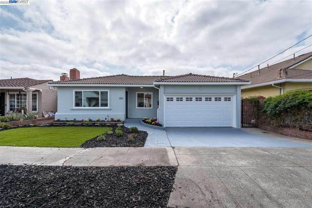 355 Frederic Ave, Hayward, CA 94544 (#40921333) :: Blue Line Property Group