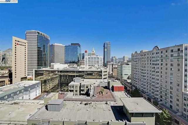 801 Franklin St #1423, Oakland, CA 94607 (#40921339) :: Realty World Property Network