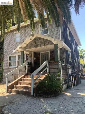 5425 Shattuck Ave, Oakland, CA 94609 (#40921363) :: Realty World Property Network