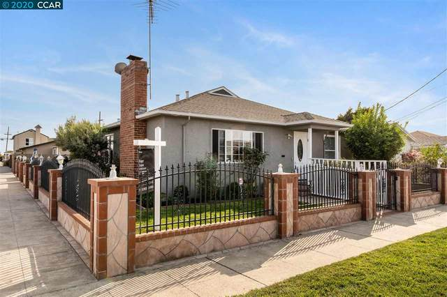 2886 Lincoln Ave, Richmond, CA 94804 (#40921390) :: Realty World Property Network
