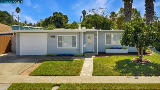 240 Elmwood Ln, Hayward, CA 94541 (#40921397) :: Realty World Property Network