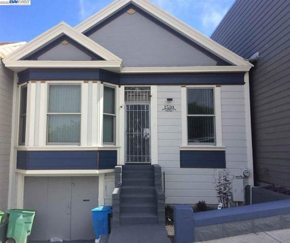 1510 Newcomb, San Francisco, CA 94124 (#40921400) :: Armario Homes Real Estate Team