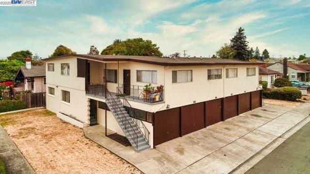 401 44th, Richmond, CA 94805 (#40921402) :: Realty World Property Network