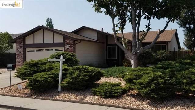 817 Basalt Way, Antioch, CA 94509 (#40921407) :: Realty World Property Network