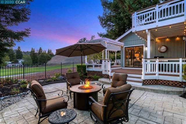 937 Redwood Dr, Danville, CA 94506 (#40921413) :: Blue Line Property Group