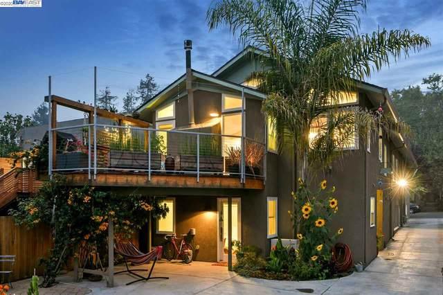 83-81 Echo Avenue, Oakland, CA 94611 (#40921424) :: Blue Line Property Group