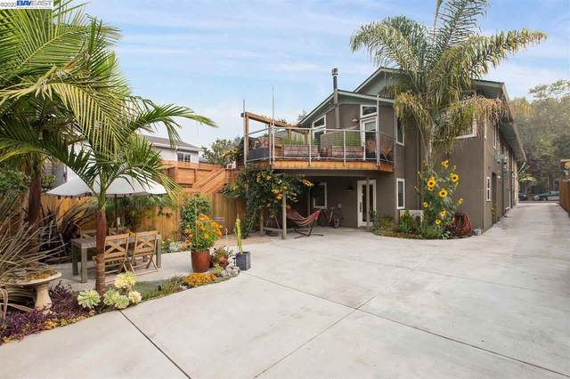 81 Echo Avenue, Oakland, CA 94611 (#40921425) :: Blue Line Property Group