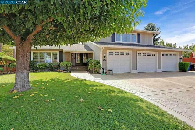 78 La Velle Ct, Danville, CA 94526 (#40921439) :: Realty World Property Network