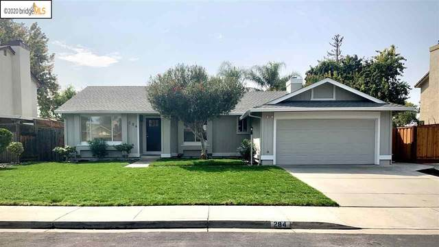 284 Madrone Pl, Brentwood, CA 94513 (#40921440) :: The Lucas Group