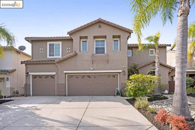 2460 Mammoth Way, Antioch, CA 94531 (#40921451) :: Blue Line Property Group