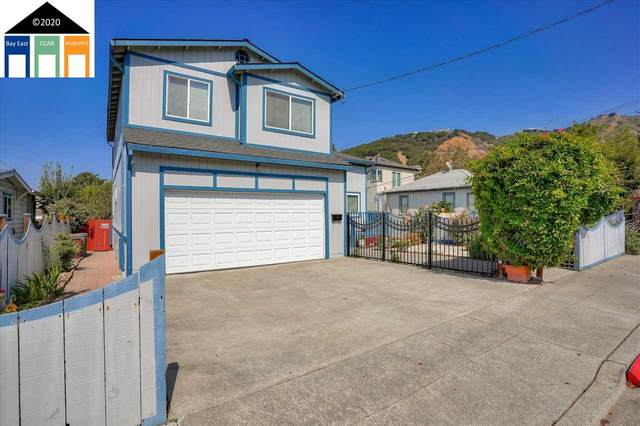 3975 Altamont Ave, Oakland, CA 94605 (#40921468) :: Realty World Property Network