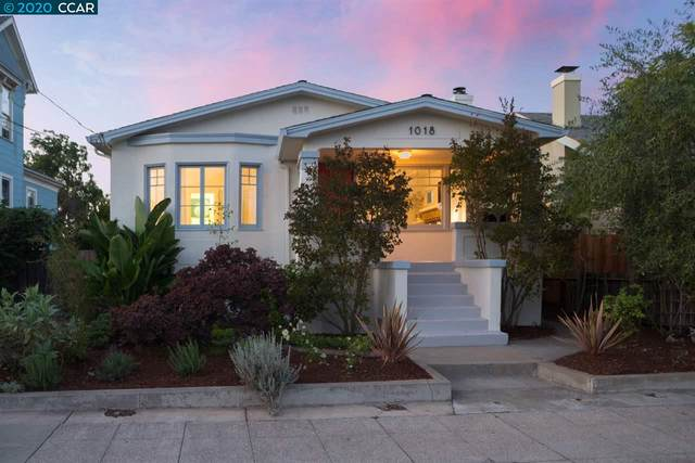 1018 59Th St, Oakland, CA 94608 (#40921470) :: Blue Line Property Group