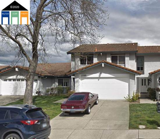 2555 Marsh Dr, San Ramon, CA 94583 (#40921472) :: Blue Line Property Group