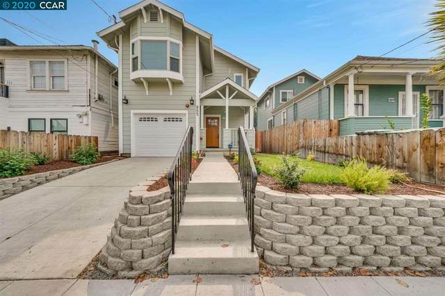 865 43rd, Oakland, CA 94608 (#40921491) :: Realty World Property Network