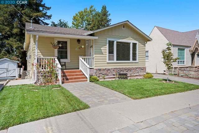 1145 Ulfinian Way, Martinez, CA 94553 (#40921497) :: Realty World Property Network